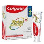 Pack colgate total 12 (4 de 90 grs )