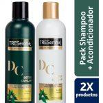 Pack shampoo y acondicionador Tresemme