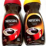 Nescafe 230 grs (suave, tradicional, fuerte)