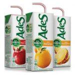 Jugo Ades 200 ml caja 24 unidade